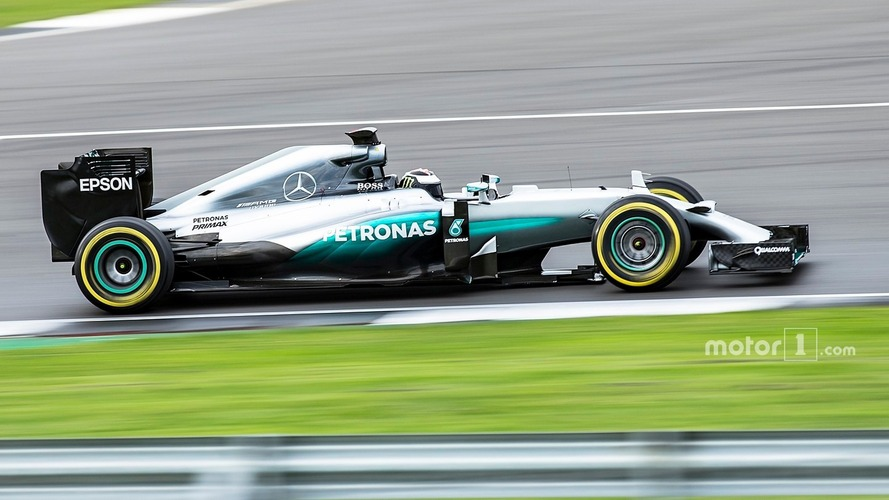 """Lorenzo set """"really competitive"""" times in Mercedes F1 test"""