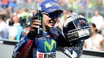Jorge Lorenzo finally getting F1 time