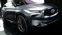 Infiniti QX Sport Inspiration at Paris Motor Show