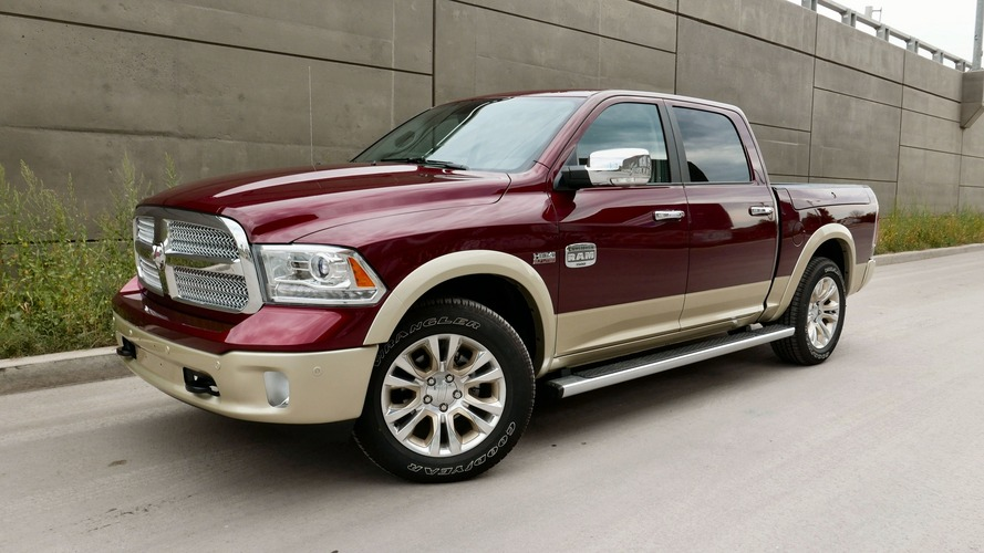 Review: 2016 Ram 1500