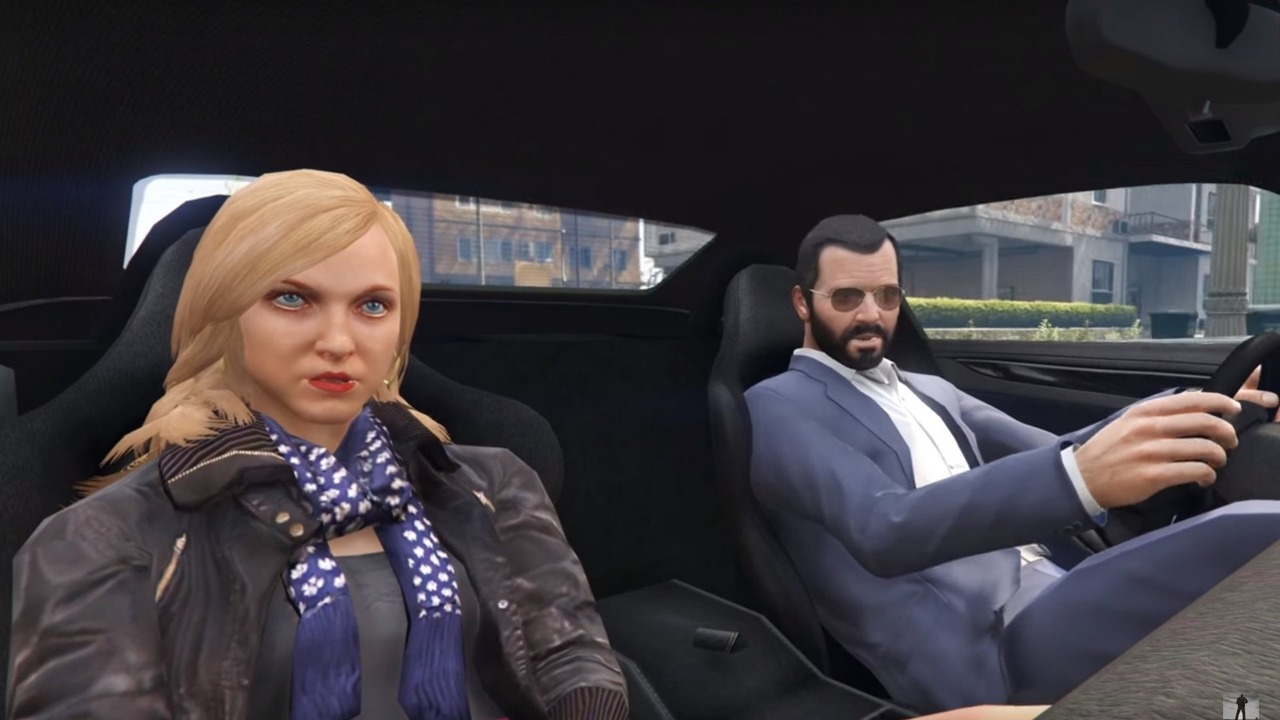 Lacey Jonas in GTA V