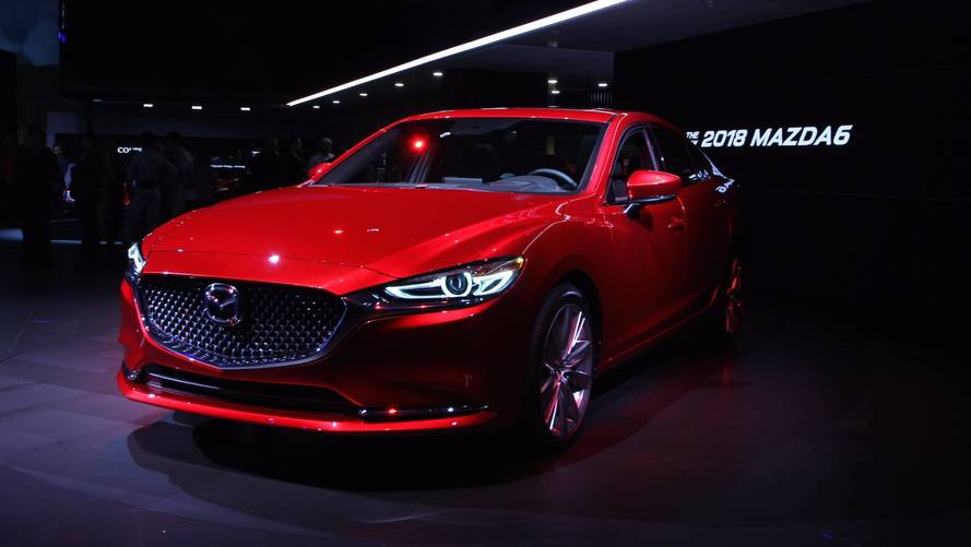 Mazda 6 2019 Model U003eu003e 2018 Mazda6 Gets 250 HP Turbo Treatment, New Interior