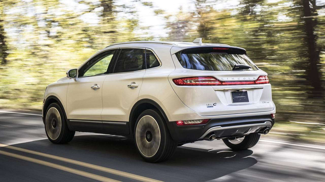 Brembo Brakes Ford Explorer >> Lincoln Aviator Lives, Will Be Revealed At New York Auto Show