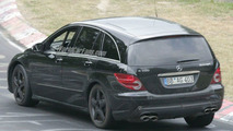 Spy Photos: Mercedes R Class 63 AMG