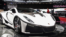 2015 GTA Spano at 2015 Geneva Motor Show