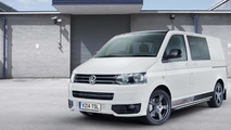 Volkswagen Transporter Sportline 60 special edition launched in UK