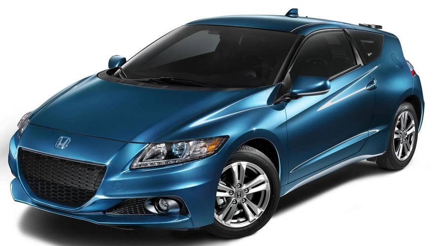 All-new Honda CR-Z rumored to arrive in 2017