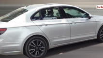 Volkswagen NMC production version spy photo