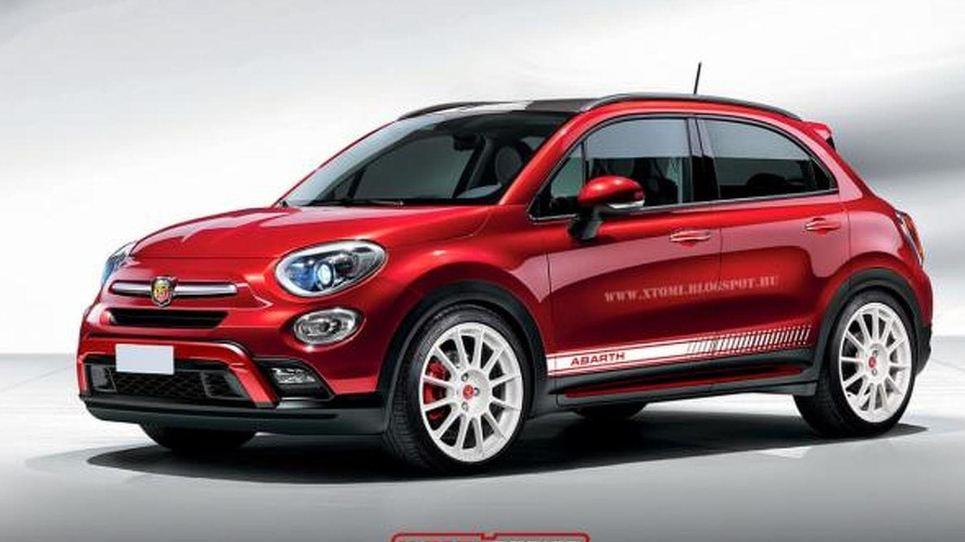 Fiat apparently close to green-lighting 200 bhp 500X Abarth