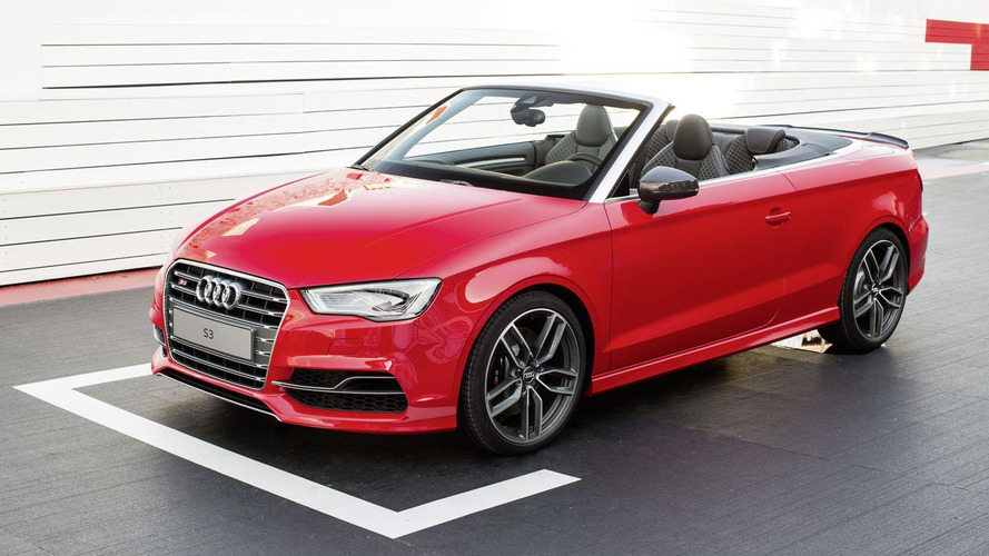 Audi showcases customized A1 Sportback & S3 Cabrio at Wörthersee
