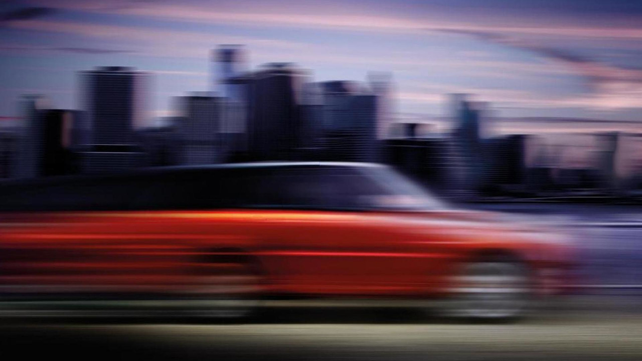 2014 Range Rover Sport teaser photo