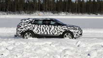 Next-gen Land Rover Freelander mule spy photo 14.03.2013 / Automedia