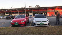 Flagra VW Golf 2018