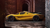 Mercedes-AMG Project One par Jan Peisert Design