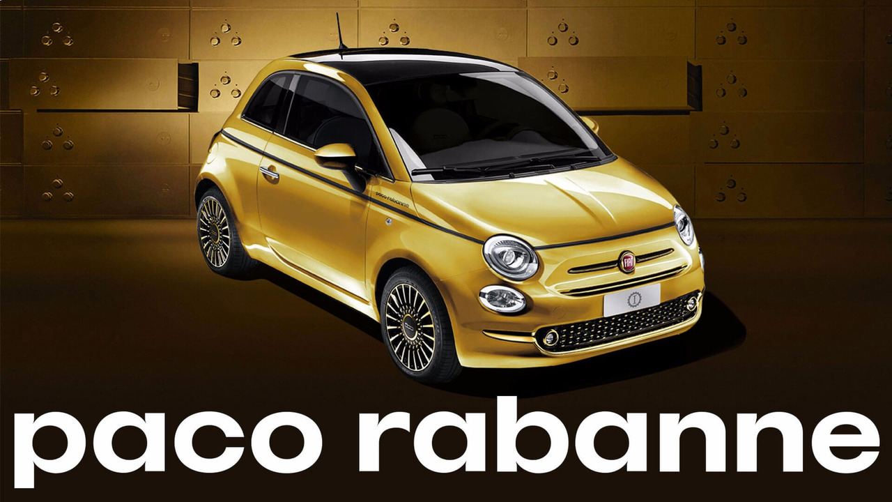 One off fiat 500 by paco rabanne up for grabs in giveaway for Garage fiat paris