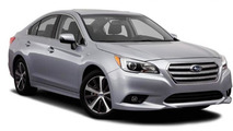 2015 Subaru Legacy first official photos emerge, prepare to be disappointed