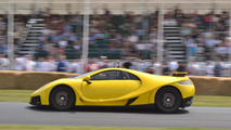 2013 GTA Spano at Goodwood Festival of Speed 15.07.2013