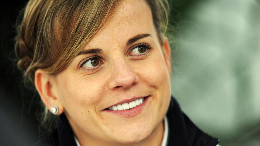 Susie Wolff to test Williams at Silverstone - reports
