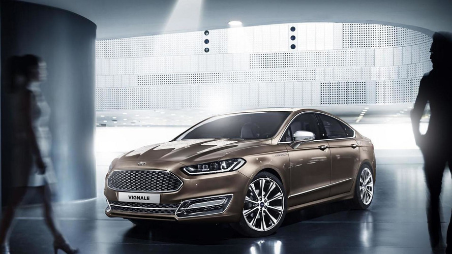 New Ford Mondeo to share its platform with future Lincolns