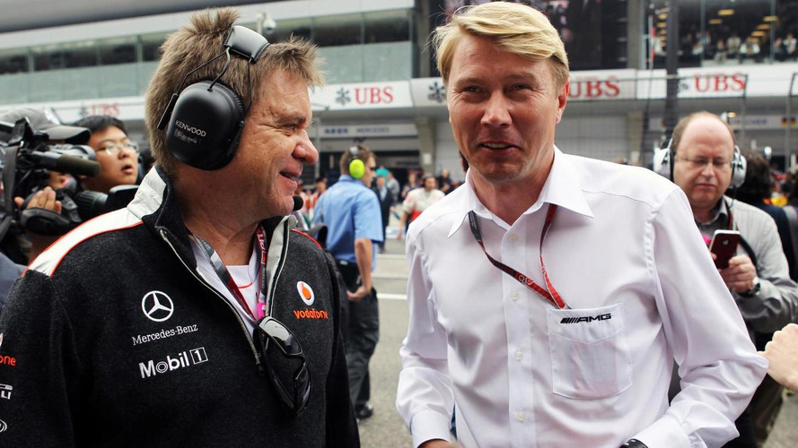 McLaren doctor stopped Hakkinen return