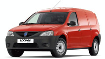 Dacia Logan Van Revealed