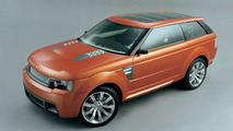 Range Stormer Concept, From Land Rover