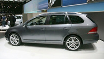 New VW Golf Variant Debuts at the Geneva Motor Show