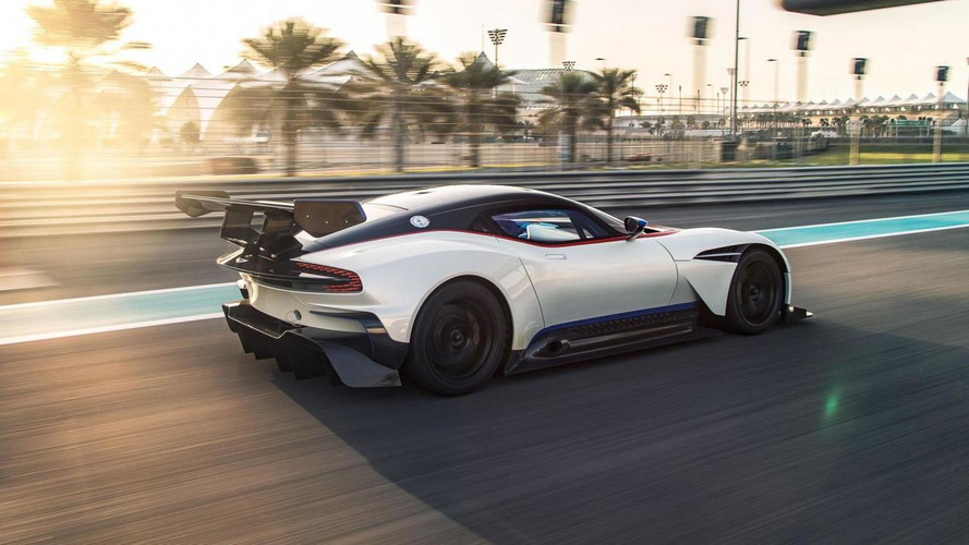 Latest Top Gear TV trailer contains Aston Martin Vulcan