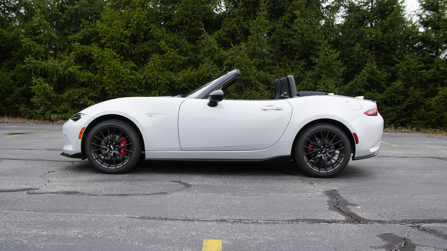2016 Mazda MX-5 Miata Club | Why Buy?