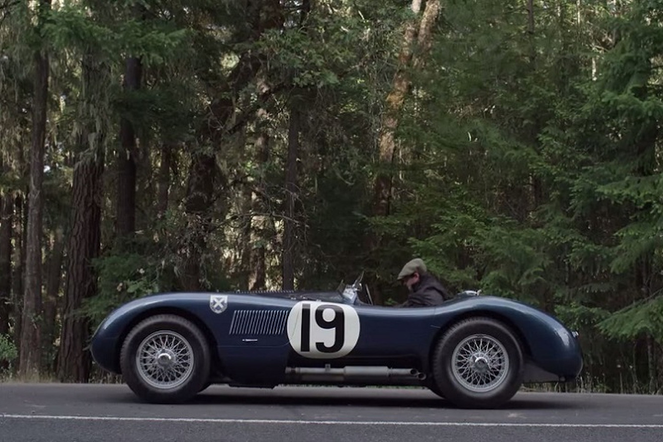 This C-Type Racer Helped Put Jaguar on the Map