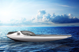 If Bugatti Built a Racing Yacht, It Might Look Like This