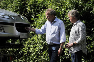 Jeremy Clarkson Suspended from 'Top Gear'
