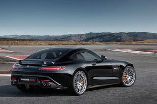 Meet the Powerful, Sinister 2016 Brabus Mercedes-AMG GT S