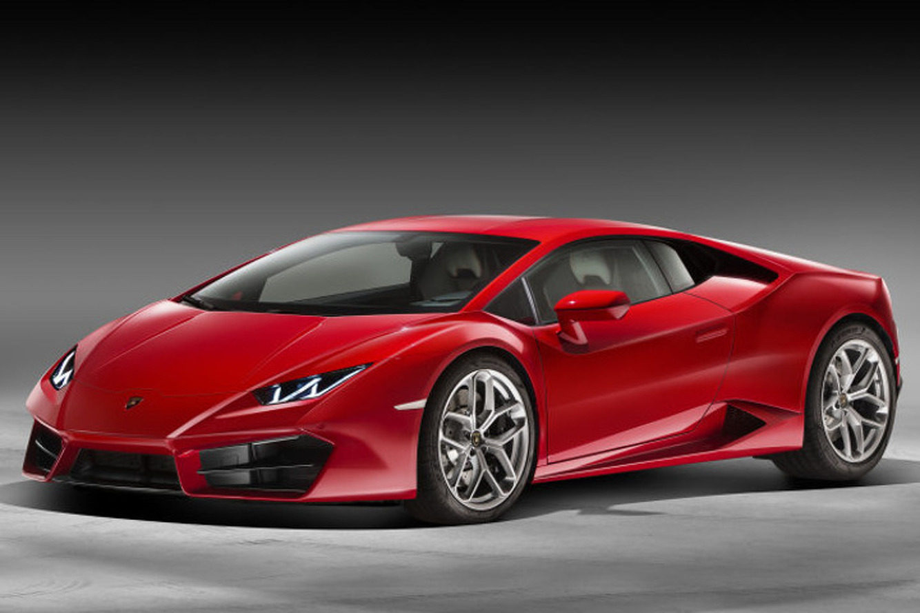 Lamborghini Huracan Gets Rear-Wheel-Drive for Your Drifting Needs