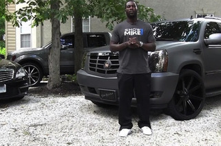 Michael Vick Talks Rides and His New Social Car Website