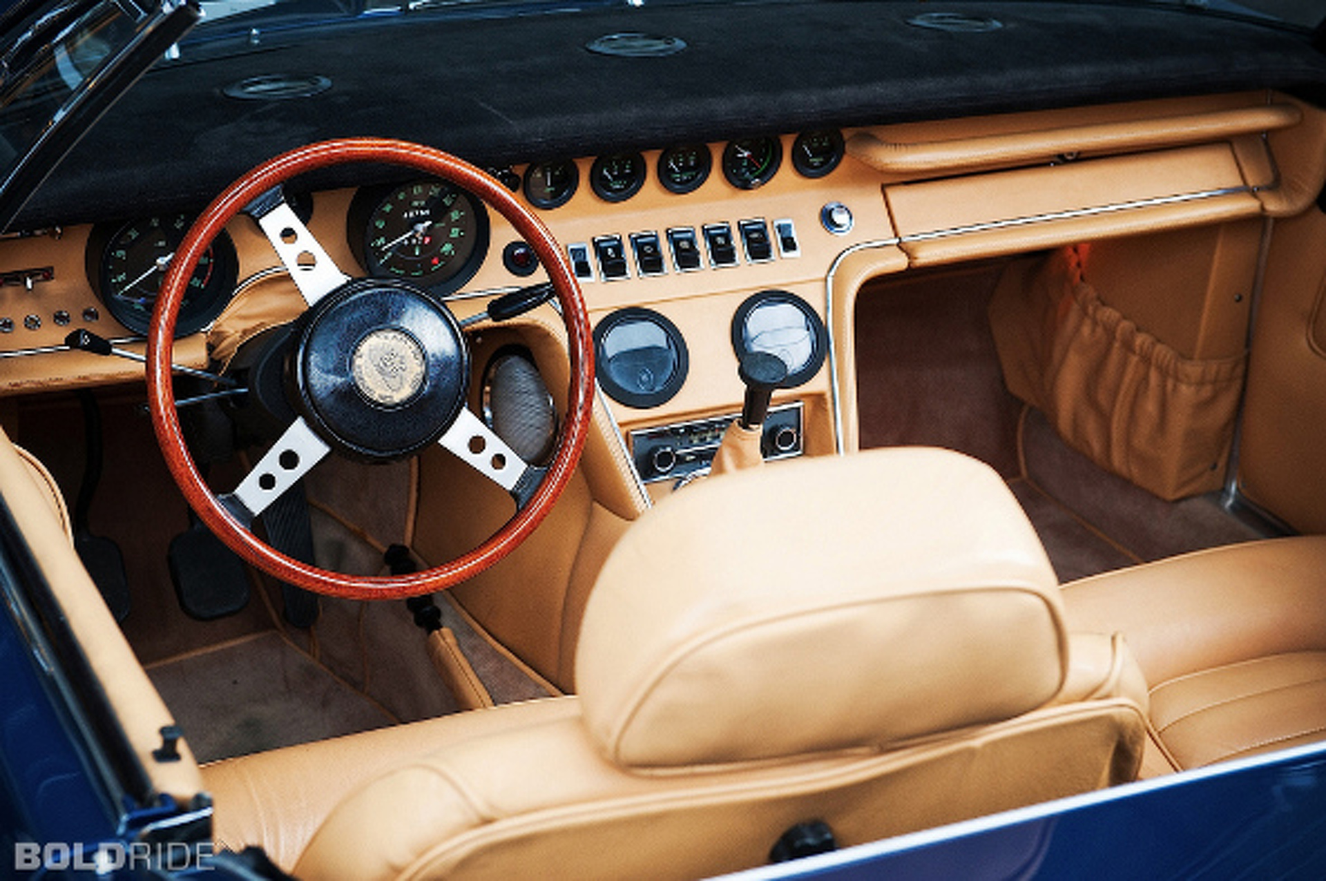 Bold Ride of the Week: 1970 Maserati Ghibli Spyder