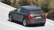 Audi Q5 RS first spy photos 12.05.2011