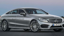 Mercedes-Benz CLC render