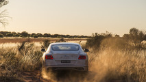 Bentley Continental GT Speed top speed test
