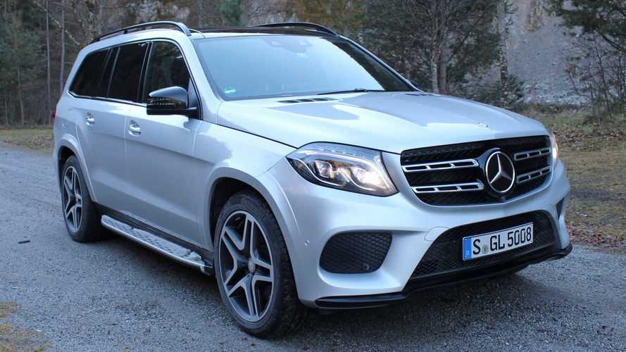 Mercedes rules out two-door and cabrio SUVs