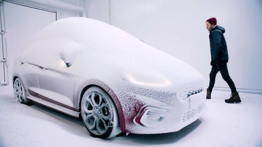 Ford's Weather Factory Can Simulate Blizzards And 155-MPH Winds