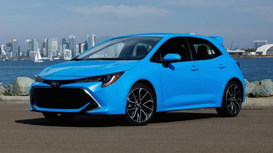 2019 Toyota Corolla Hatchback: First Drive | Motor1.com Photos