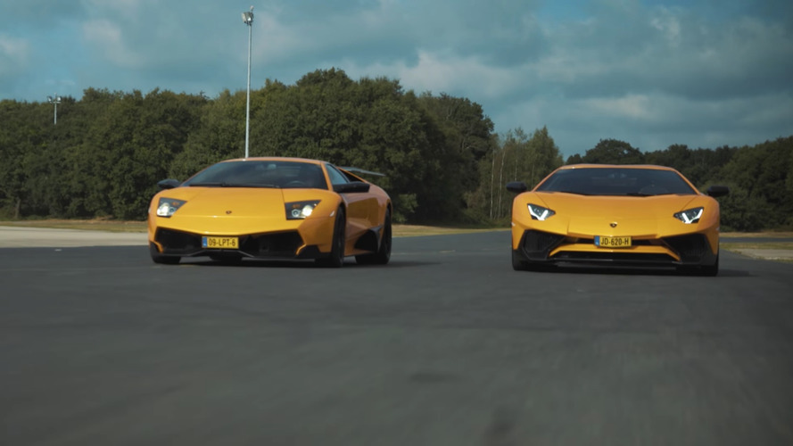Murcielago SV, Aventador SV Featured In Owner's Action-Packed Film