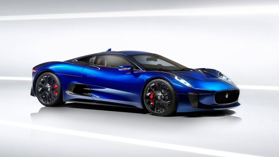 Jaguar Hints At Electric Hypercar, But It Will Take A While
