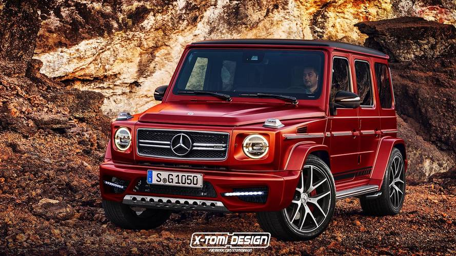 Mercedes Promises G-Class AMGs Will Be Launched Soon