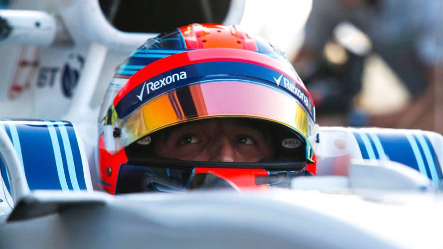 Kubica in talks for Williams F1 support role