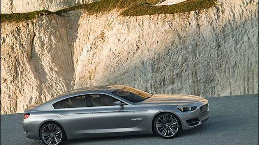 Shanghai Surprise - BMW CS Concept