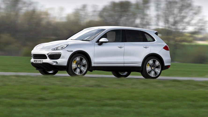 Porsche baby SUV may be called the Cajun - says VW Group CEO