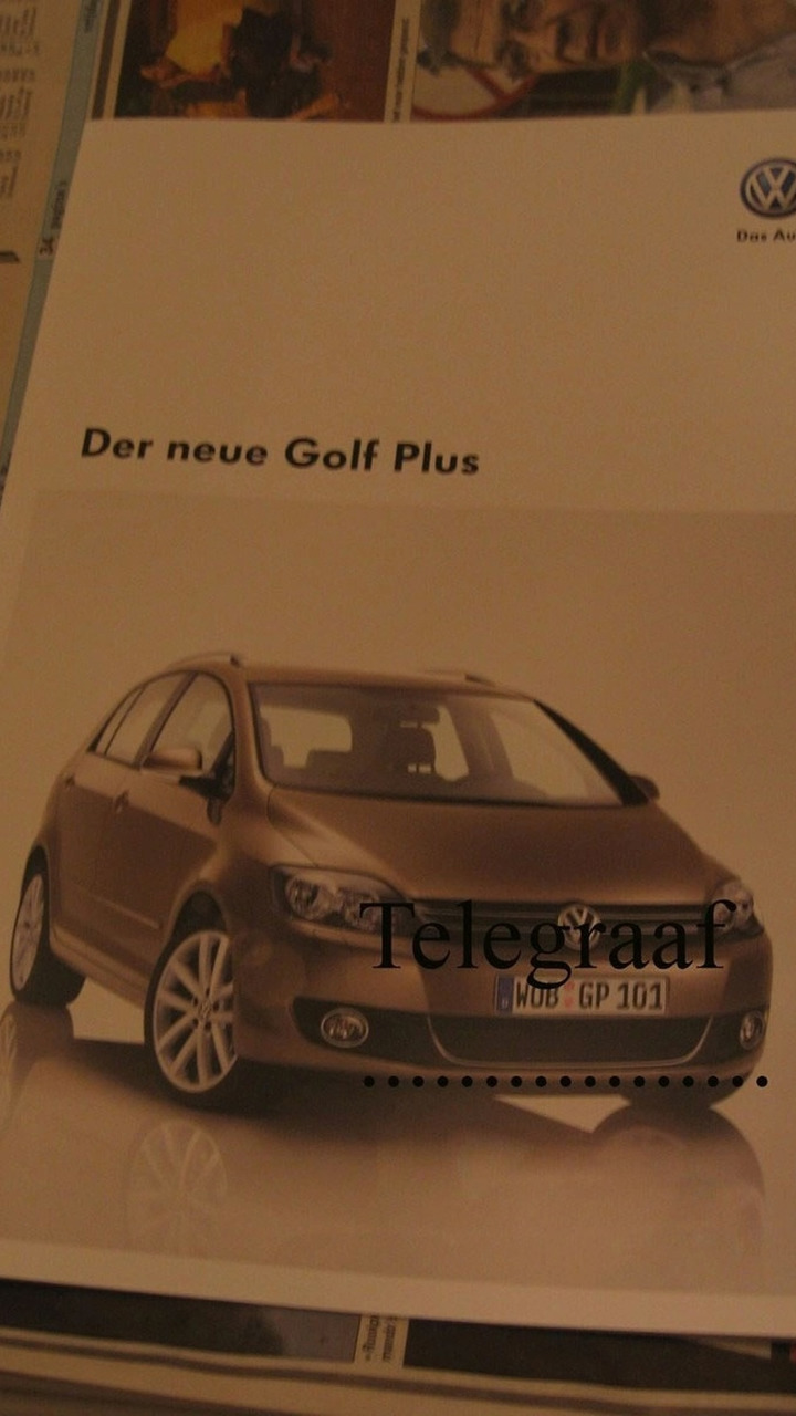 Volkswagen Golf Plus Leaked Brochure Scan