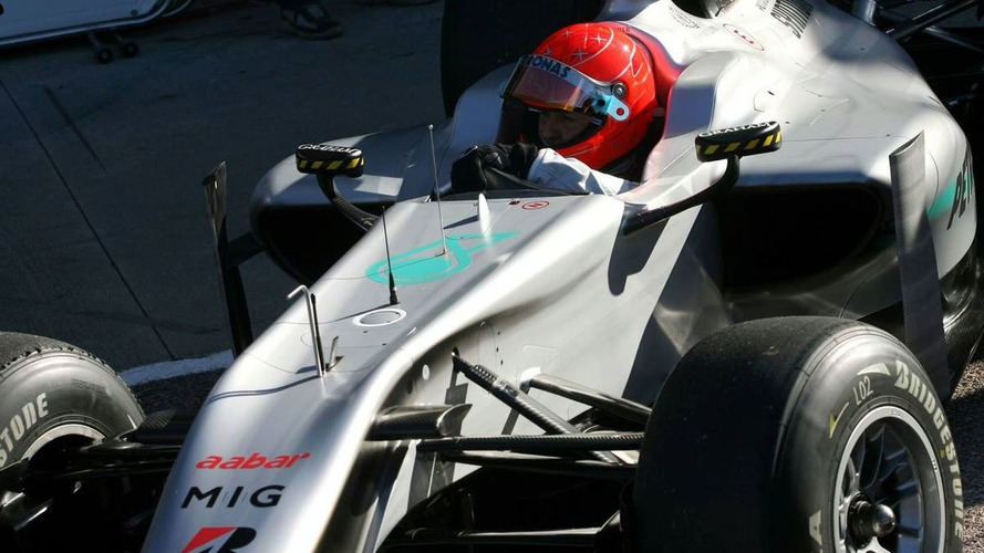 Doctor says Schumacher's neck no longer injured